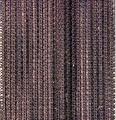 Молния для одежды спиральная №3, потайная на сетке