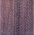 Молния для одежды спиральная №5, псевдопотайная