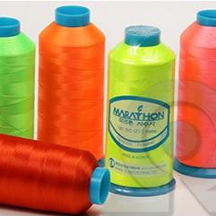 Нитки для машинной вышивки из Полиэстера Marathon
