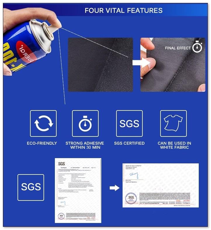 Клей для ткани использование