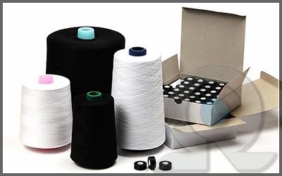 Нижняя нить для машинной вышивки, Crown-tex