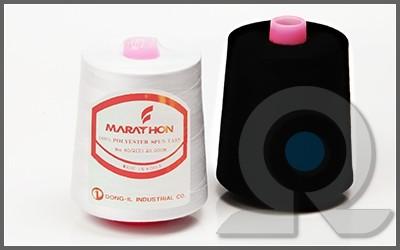 Нить нижняя для машинной вышивки Marathon