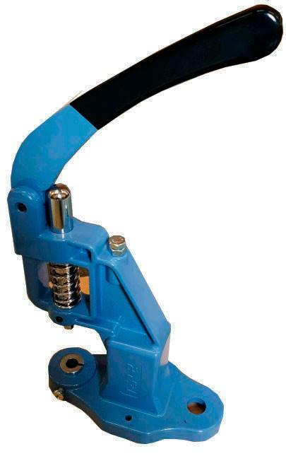 Пресс ручной Micron TEP-2