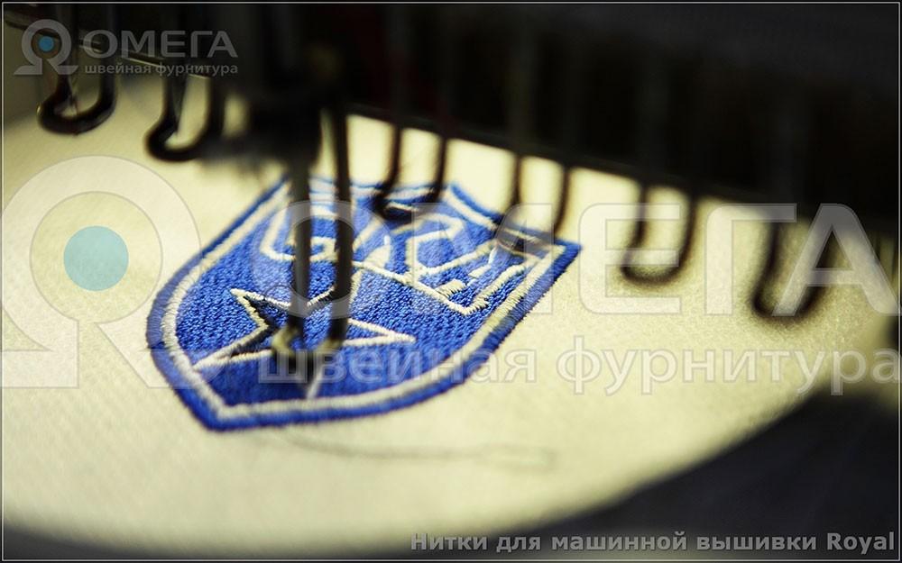 Примеры работ сделанных вышивальными нитками Royal. 3